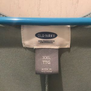 Old Navy Tops - TEAL TANK from OLD NAVY